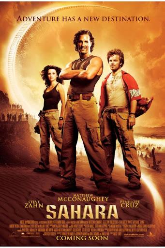 Sahara (2005) พิชิตขุมทรัพย์หมื่นฟาเรนไฮต์ | ดูหนังออนไลน์ HD | ดูหนังใหม่ๆชนโรง | ดูหนังฟรี | ดูซีรี่ย์ | ดูการ์ตูน